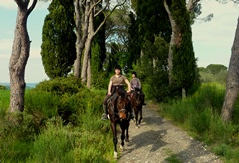 riding holiday and farmhouse b&b in Italy Tuscany